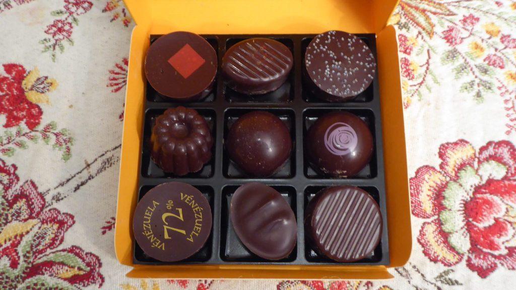 Thierry Mulhaupt is één van de beste chocolatiers en patissiers van Frankrijk.