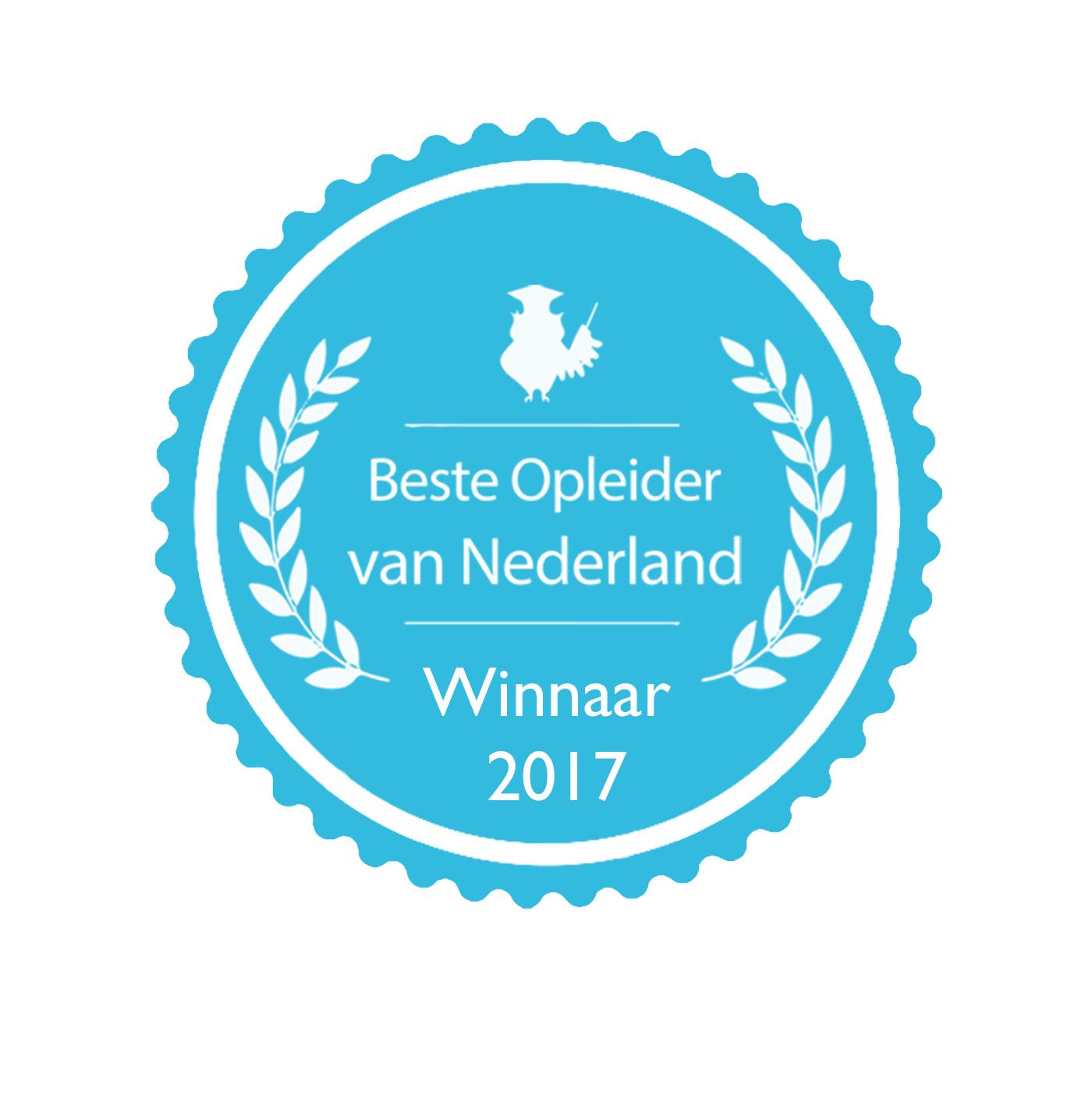 wordPres: Beste opleider va Nederland 2017