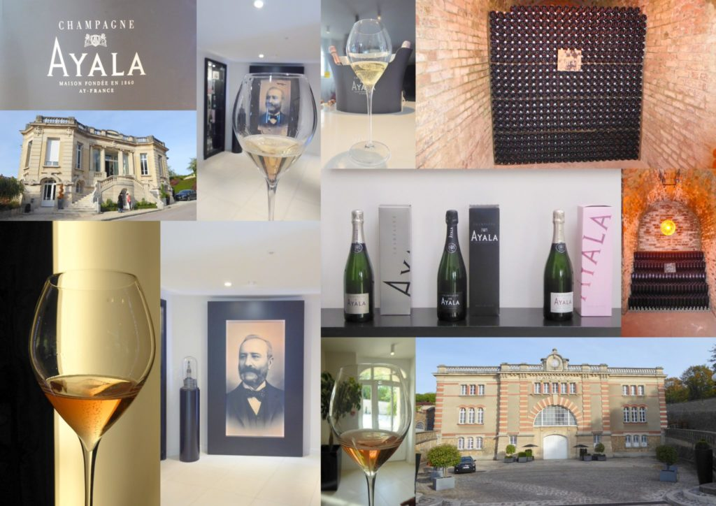 Champagne Ayala is a sub-brand of Bollinger