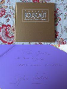 Le livre de Bouscaut