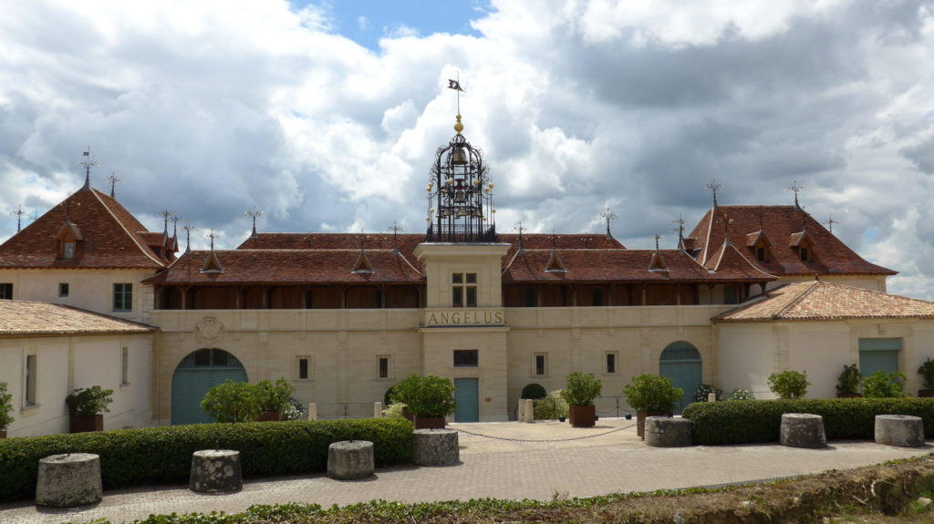 CHATEAU ANGELUS IN DE ST. EMILION