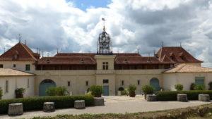 HATEAU ANGELUS IN DE ST. EMILION